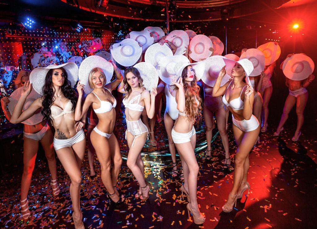 Стрептиз с ночных клубов онлайн москва ночному клубу требуется официант